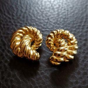 VTG Mimi di N clip on earrings